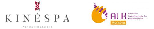 Kiné Luxembourg| Kinespa |Massage |Echternach Kinésithérapie Physiotherapy Logo